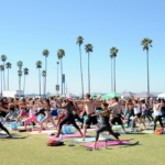 One Love Movement Yoga Event